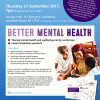 Borough, Bankside & Walworth Community Council: Mental Health & Wellbeing