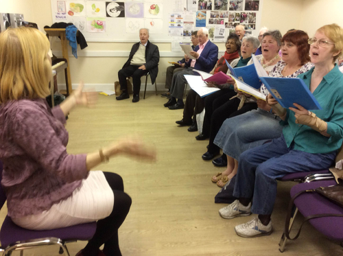 Welcome Singers @ Southwark Pensioners' Centre