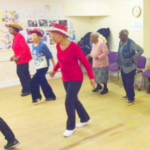 Line Dancing @ Southwark Pensioners Centre | England | United Kingdom