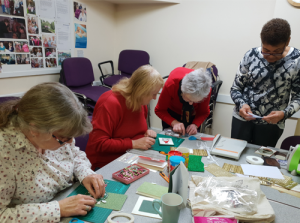 Creative Tuesday @ Southwark Pensioners Centre